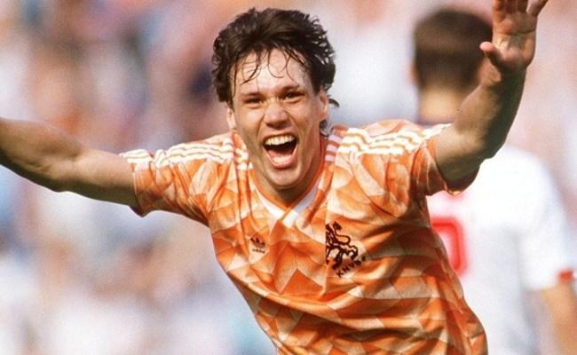 Footballing Legend Marco Van Basten Is Pulled From Fifa 20
