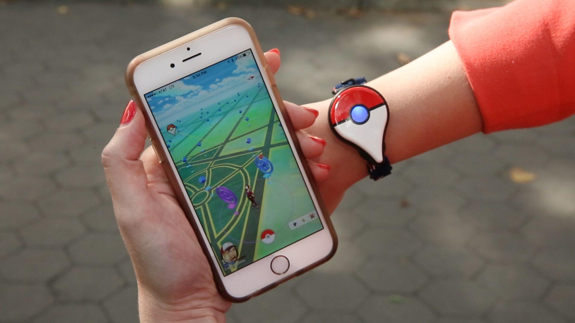 Niantic's Rework Of Ingress Could Make Pokémon GO A Better Game