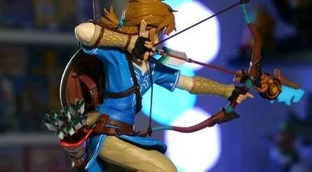 First 4 Figures' Zelda: Breath Of The Wild Link