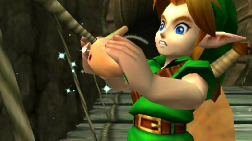 Ocarina of Time gets its first number one spot