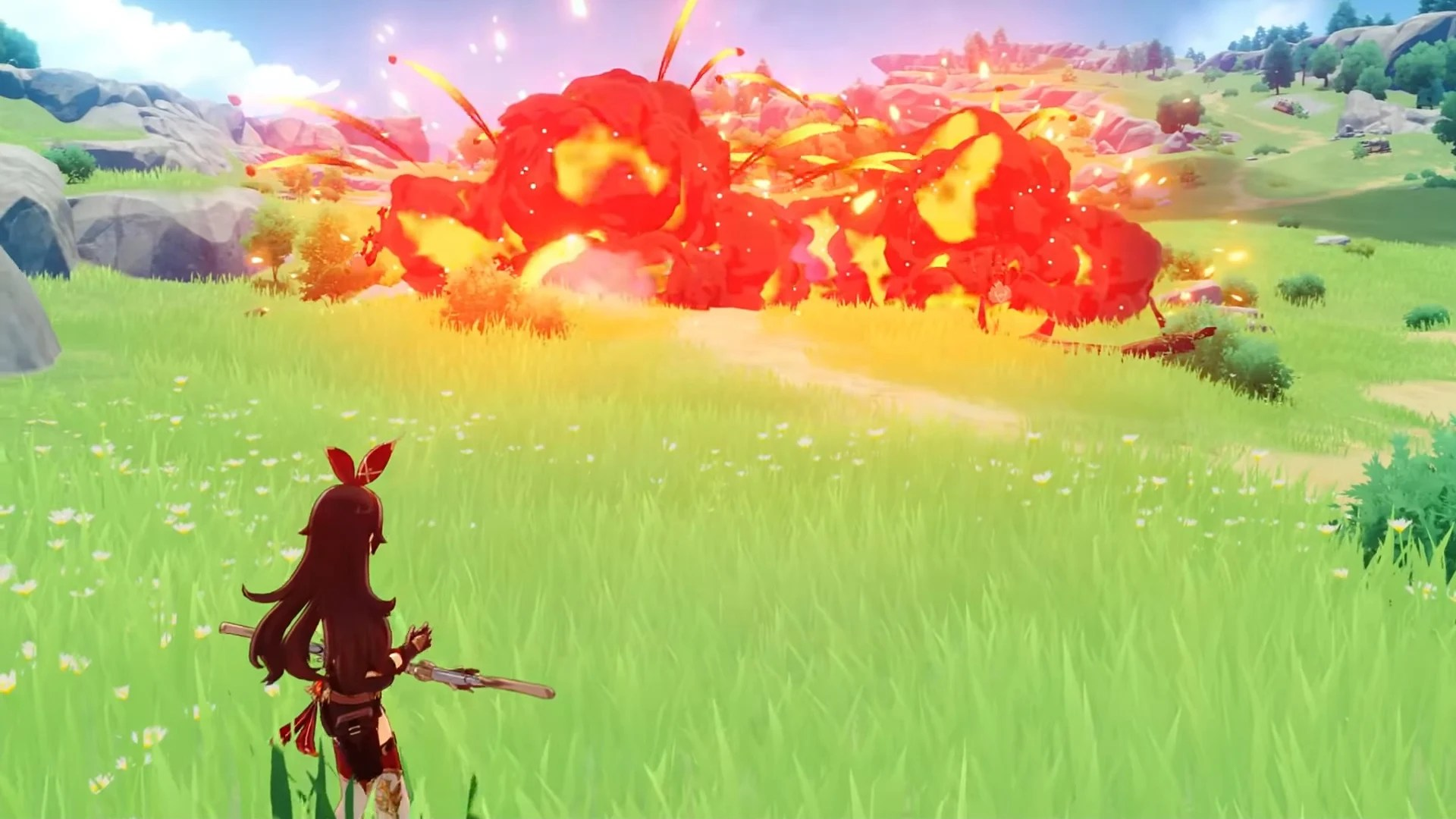 Genshin Impact Dev Responds To Breath Of The Wild Clone Comments Insists It S A Very Different Experience Pascin Gaming