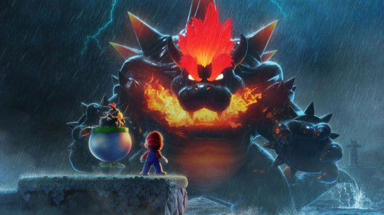 Super Mario 3D World Trailer Shows Off Two Minutes Of Bowser's Fury  Gameplay | BlackGame