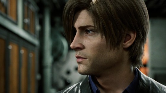 Netflix Gives Us Another Look At Leon And Claire Bad Residence: Endless Darkness