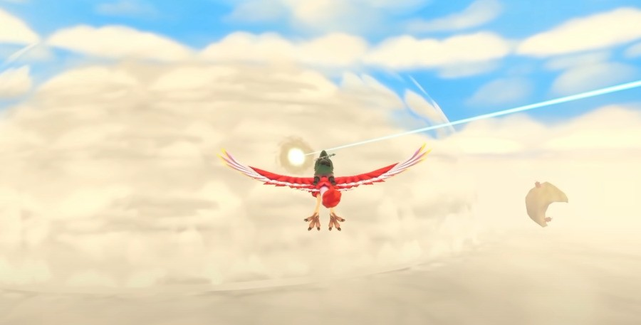 You'll spend more time flying to the island than trying to beat the minigame now