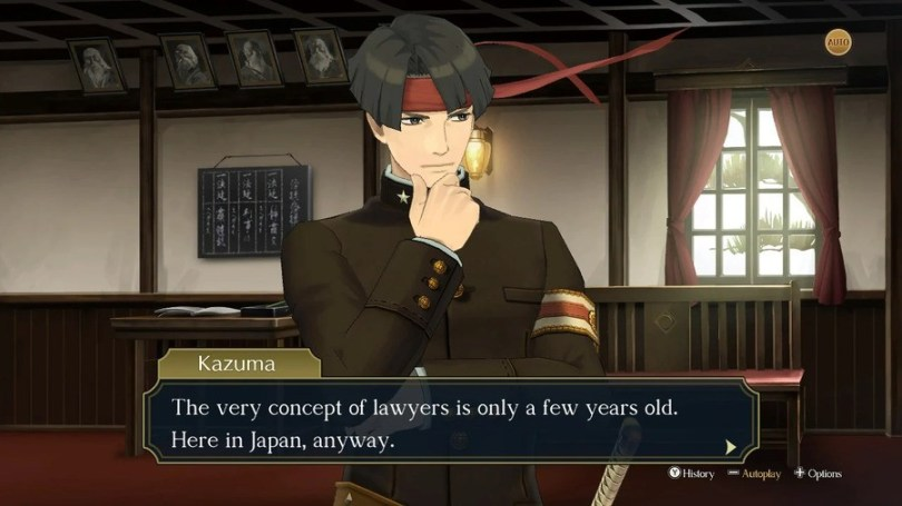 Ace Attorney is not a traditional visual novel, and many people will disagree that it's a visual novel at all. But it's still one of the best visual novels of all time
