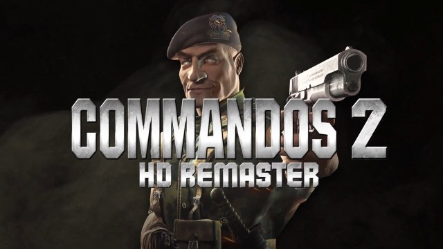 Kalypso Is Releasing A Commandos 2 HD Remaster On Nintendo Switch Next Month 1