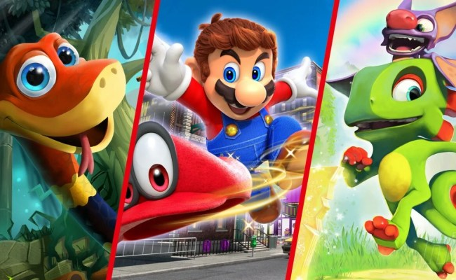 Best Nintendo Switch 3d Platformers Feature Nintendo Life