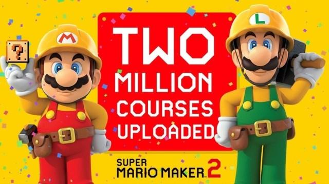Super Mario Maker 2 Million Courses {focus_keyword} Super Mario Maker 2 Players Have Already Uploaded More Than Two Million Courses - Nintendo Life super mario maker 2 million courses