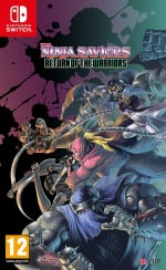 The Ninja Saviors: Return of the Warriors (Switch)