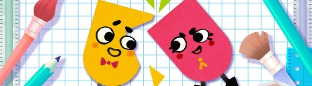 Snipperclips Plus: Cut It Out Together! [switch]