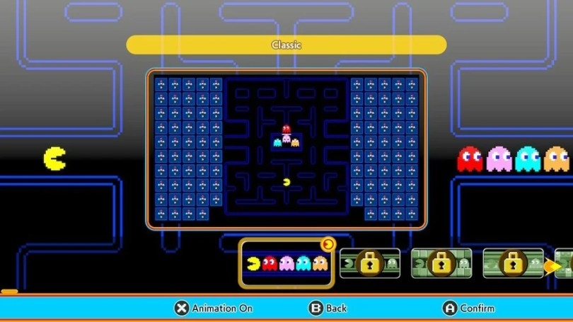 Pac-Man 99: Classic Theme
