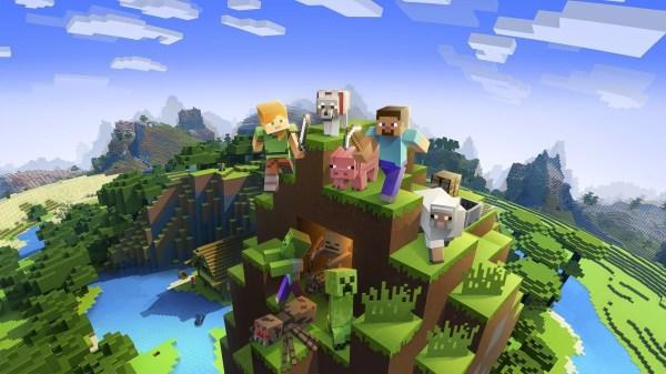 Live-action Minecraft Movie Due In 2022