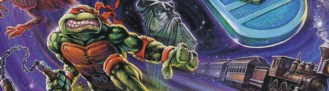 Teenage Mutant Ninja Turtles IV: Turtles in Time (SNES)