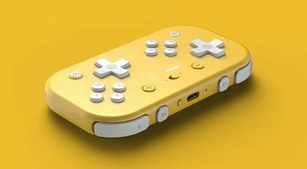 8BitDo Lite Yellow