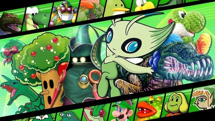 Super Smash Bros Ultimate Event