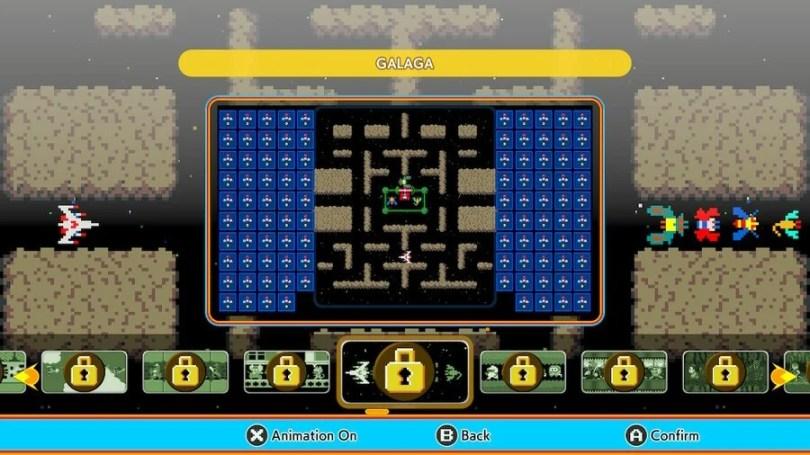 Pac-Man 99: Galaga Theme