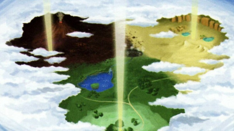 """Lil Nas X stole his """"pole down to hell"""" idea from Skyward Sword"""