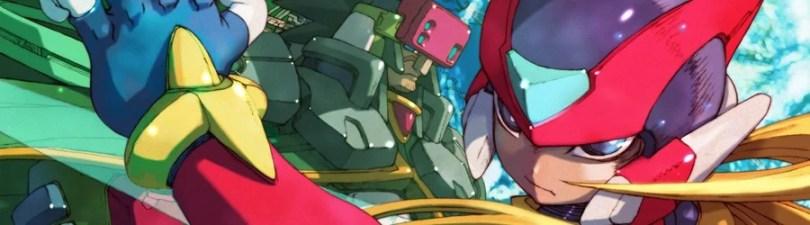 Mega Man Zero 4 (GBA)