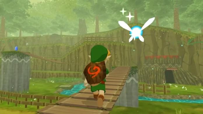 New Fan-Made Zelda Mod Transforms Wind Waker Into Ocarina Of Time