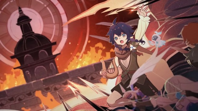 Video: Genshin Impact Gets A New, Gorgeously Animated Story Trailer 2