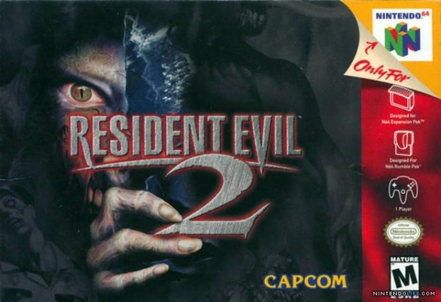 Resident Evil 2 on Nintendo 64