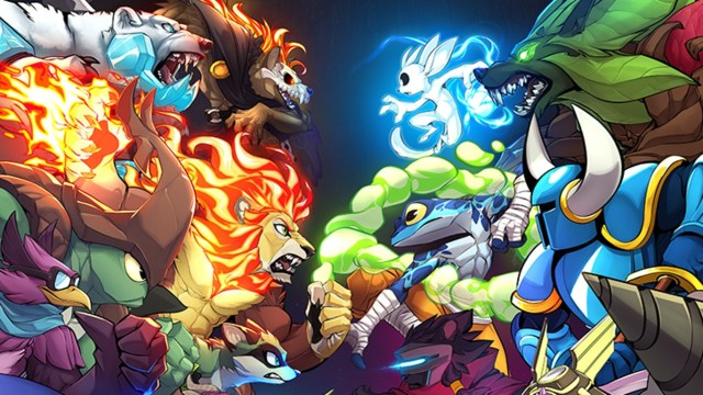 Indie Brawler Rivals Of Aether Brings The Battle To Switch On 24th September 2