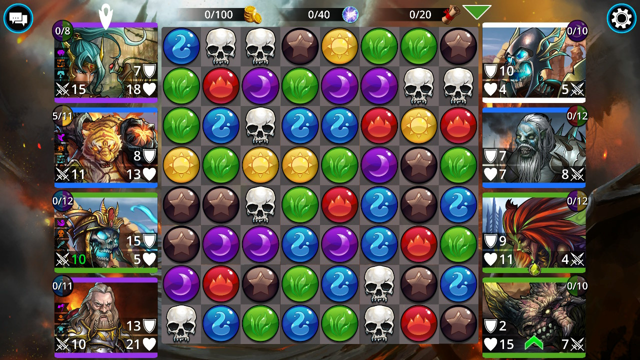 free to play puzzler