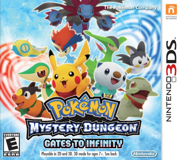 Pokmon Mystery Dungeon Gates To Infinity Review 3DS