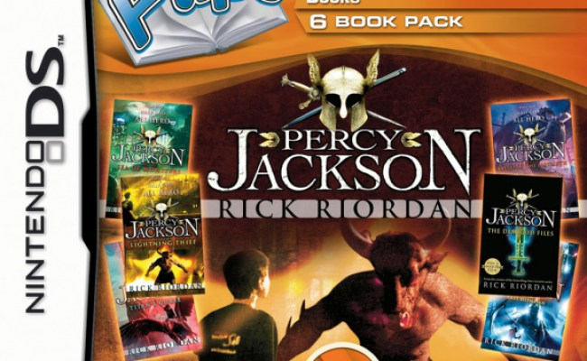 Flips Percy Jackson Review Ds Nintendo Life