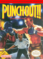 Punch-Out!! Featuring Mr. Dream Cover (Click to enlarge)