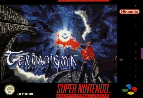 Image result for terranigma