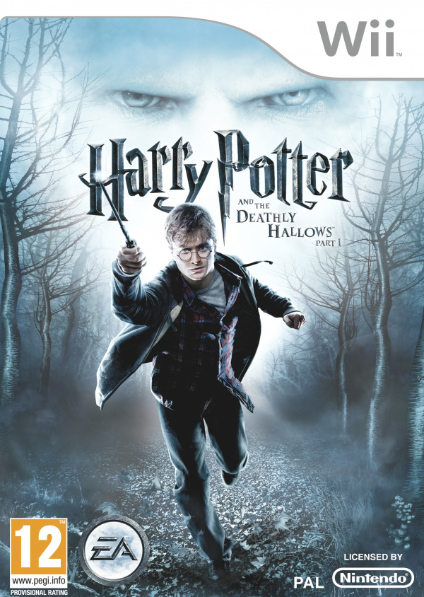 Potter Large Scroll Harry