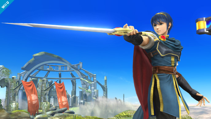 Marth Confirmed as the Latest Challenger in Super Smash Bros Wii U and 3DS  Nintendo Life