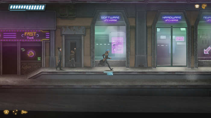 SideScrolling Cyberpunk RPG Dex Is Hacking Into The Wii U