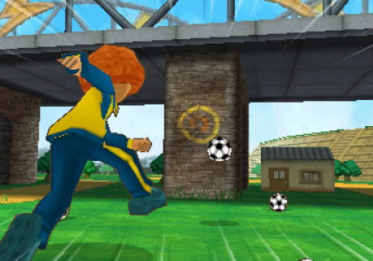 Inazuma Eleven 3 Team Ogre Attacks 3ds Review Nintendo Life