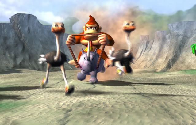 Month Of Kong Whatever Happened To Donkey Kong Racing