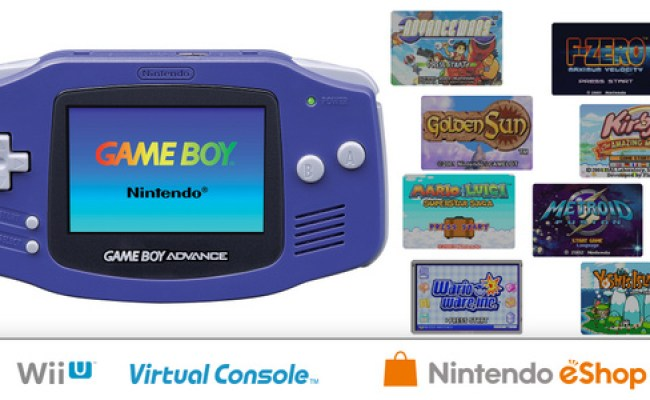 Nintendo Of Europe Confirms Upcoming Game Boy Advance Wii