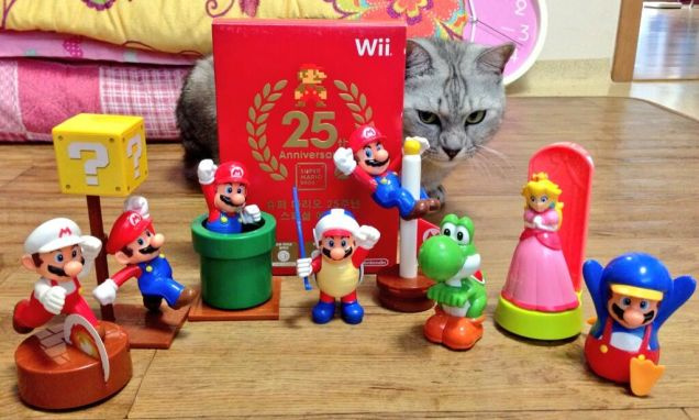Nintendos McDonalds Toys Are Rather Popular With South