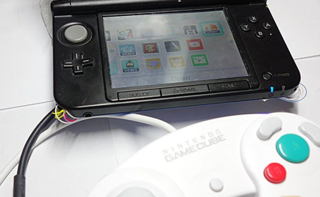 Modder Shows How To Play The 3ds With A Gamecube