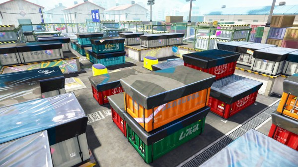 Gallery Let39s Take A Look At The Incoming Splatoon Maps
