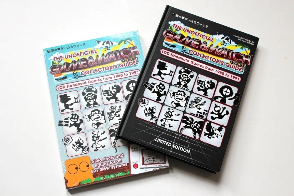 Book Review: The Unofficial Game & Watch Collector's Guide - Nintendo Life