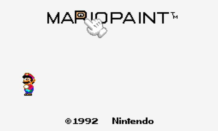 Mario Memories: Getting Creative With Mario Paint