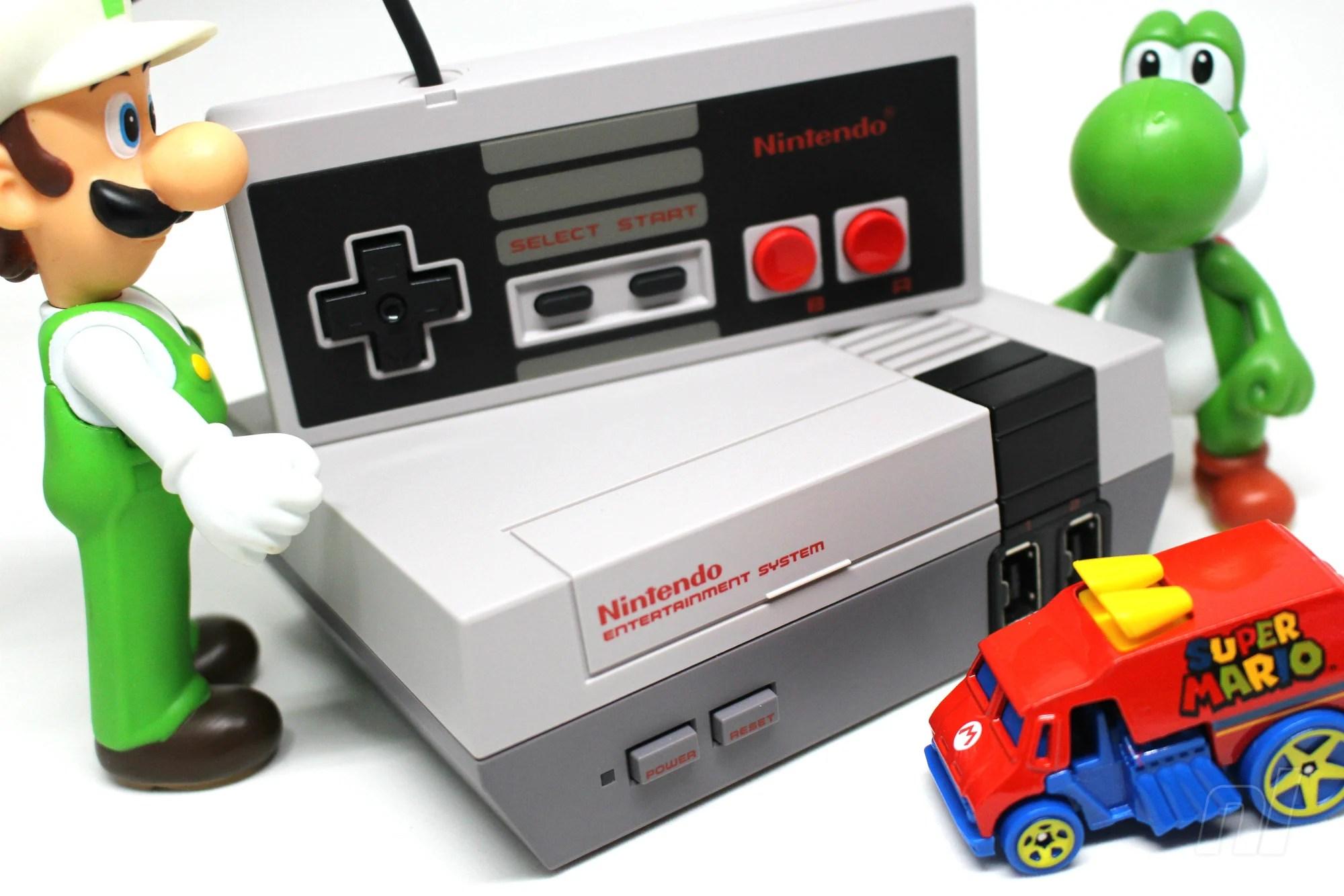 Hardware Review: NES Classic Mini: Nintendo Entertainment System - Nintendo Life