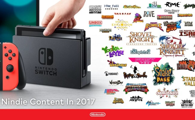 Feature The Biggest Nintendo Switch Eshop Games Of 2017
