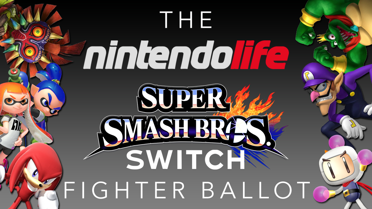 Poll Who Would You Like To See In Super Smash Bros For Nintendo Switch Nintendo Life