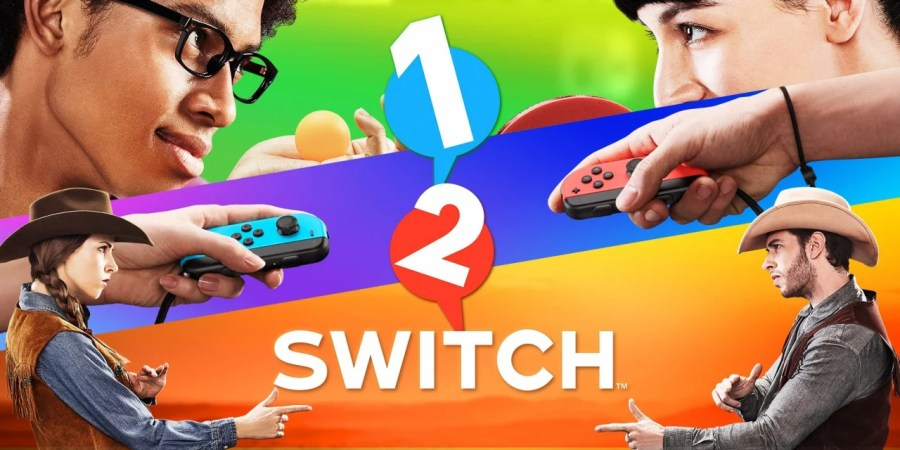 Image result for 1-2-switch