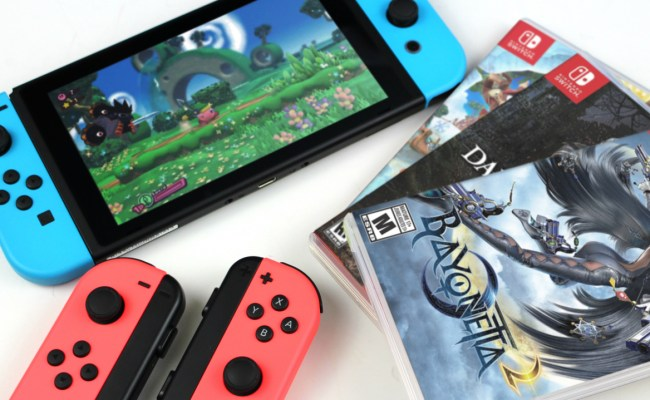 The Biggest Nintendo Switch Retail Games Of 2018 Feature