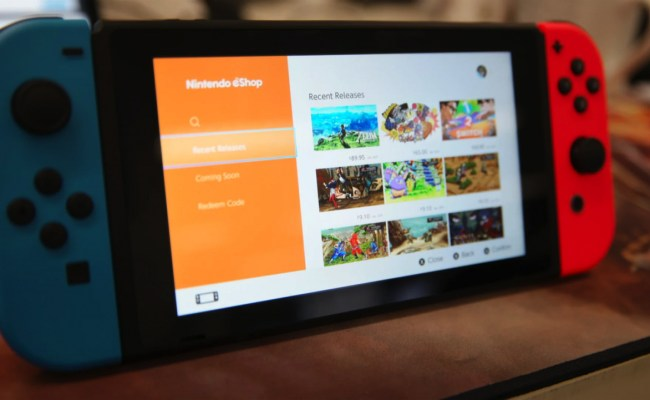 Nintendo Bans Online Services For Prominent Hacker S Switch Console Nintendo Life