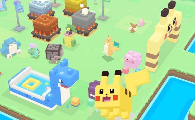 Talking Point What Do You Make Of The Three Big Pokémon