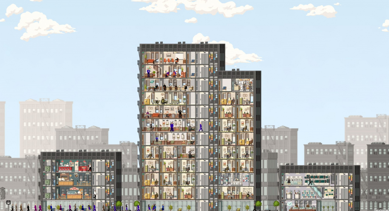 3d Wallpaper House Malaysia Build For The Sky As Project Highrise Architect S Edition
